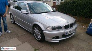 BMW 328 1999 2.8 193 KM