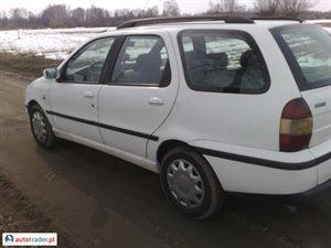 Fiat Palio 1.6 1999 r. - zobacz ofertę