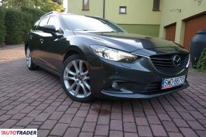 Mazda 6 2013 2.2 175 KM