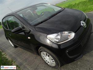 Volkswagen up! 1.0 2012 r. - zobacz ofertę