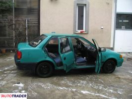 Suzuki Swift 1999 1.3 83 KM