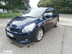 Toyota Verso 2.0 2011 r. - zobacz ofertę