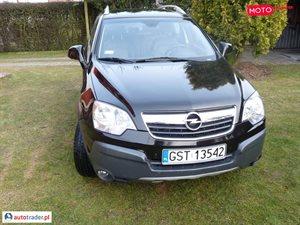 Opel Antara 2.0 2007 r. - zobacz ofertę