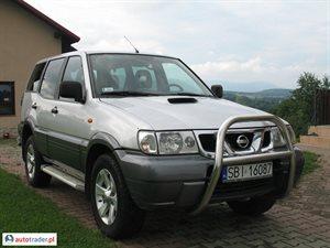 Nissan Terrano 3.0 2004 r. - zobacz ofertę