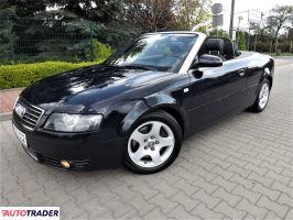 Audi A4 2002 2.4 170 KM