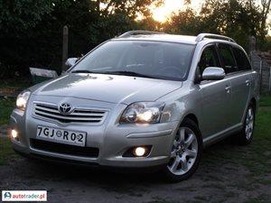 Toyota Avensis 2.0 2007 r. - zobacz ofertę
