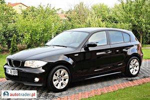 BMW 120 2.0 2006 r.,   31 800 PLN