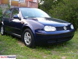 Volkswagen Pozostałe 2001 1.6 105 KM
