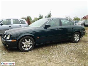 Jaguar S-Type 3.0 2000 r. - zobacz ofertę