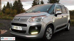 Citroën C3 Picasso 1.6 2013 r. - zobacz ofertę