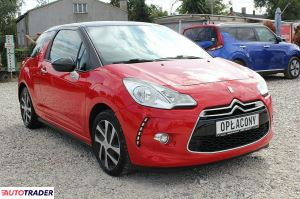 Citroen DS3 2011 1.6 92 KM