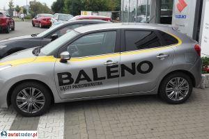Suzuki Baleno 2016 1.2 90 KM