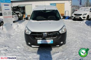 Dacia Dokker - zobacz ofertę