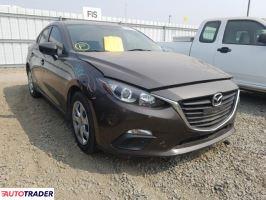 Mazda 3 2015 2