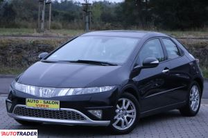 Honda Civic 2006 2.2 140 KM
