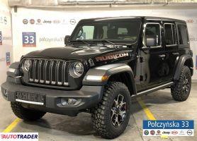 Jeep Wrangler - zobacz ofertę