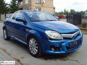 Opel Tigra 2005 1.8 92 KM