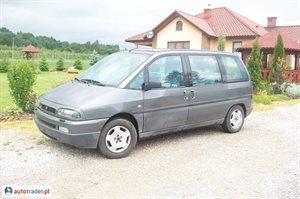 Fiat Ulysse 1.9 1999 r. - zobacz ofertę