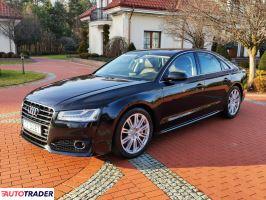 Audi A8 2016 4.2 385 KM