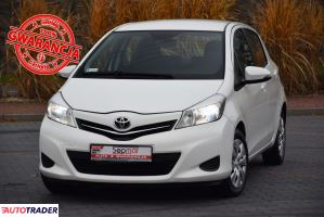 Toyota Yaris 2012 1 69 KM