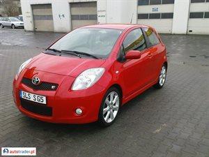 Toyota Yaris, 2007r. - zobacz ofertę