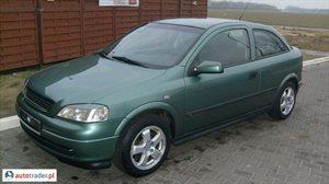 Opel Astra 1.6 1999 r.,   5 800 PLN