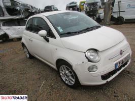 Fiat 500 2011 1.3 95 KM