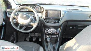 Peugeot 208 2012 1.6 115 KM