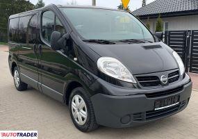 Nissan Primastar 2008 2