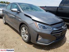 Hyundai Elantra 2019 2