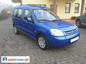 Peugeot Partner 1.6 2004 r. - zobacz ofertę