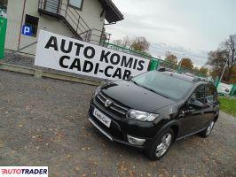 Dacia Sandero Stepway - zobacz ofertę