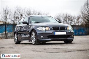 BMW 120 2.0 2004 r.,   34 900 PLN