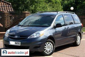 Toyota Sienna 3.3 2006 r. - zobacz ofertę