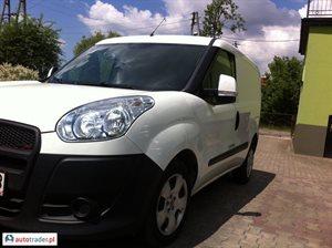 Fiat Doblo 1.6 2011 r. - zobacz ofertę