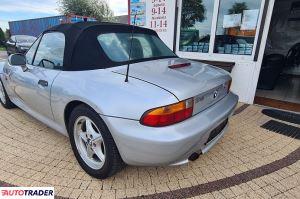 BMW Z3 1996 1.9 140 KM