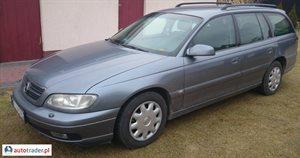 Opel Omega 2.2 2001 r. - zobacz ofertę