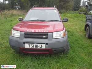 Land Rover Freelander, 2000r. - zobacz ofertę