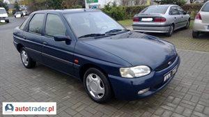 Ford Escort 1.6 1999 r. - zobacz ofertę