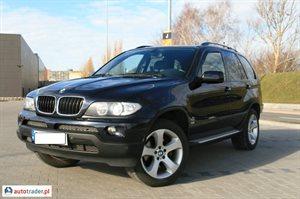 BMW X5 2006 3.0 210 KM