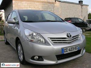 Toyota Verso 2.0 2012 r. - zobacz ofertę