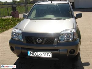 Nissan X-Trail 2.2 2007 r. - zobacz ofertę
