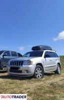 Jeep Grand Cherokee 2008 4.7 303 KM