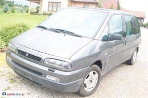 Fiat Ulysse 2.0 1999 r. - zobacz ofertę