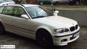 BMW 325 2003 r. - zobacz ofertę
