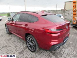 BMW X4 2019 3 354 KM