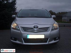 Toyota Corolla 2.0 2009 r. - zobacz ofertę