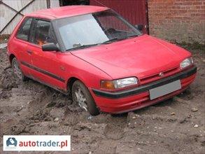 Mazda 323 - zobacz ofertę