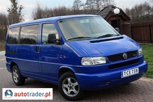 Volkswagen Caravelle 2.5 2002 r. - zobacz ofertę