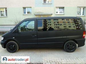 Mercedes Vito 2002 2.2 122 KM